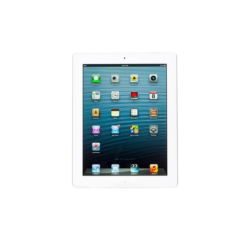 iPad 4 Wi-Fi 16GB Vit