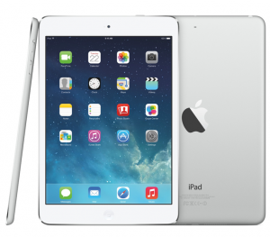 iPad Air Wi-Fi 32GB, 32GB, SILVER