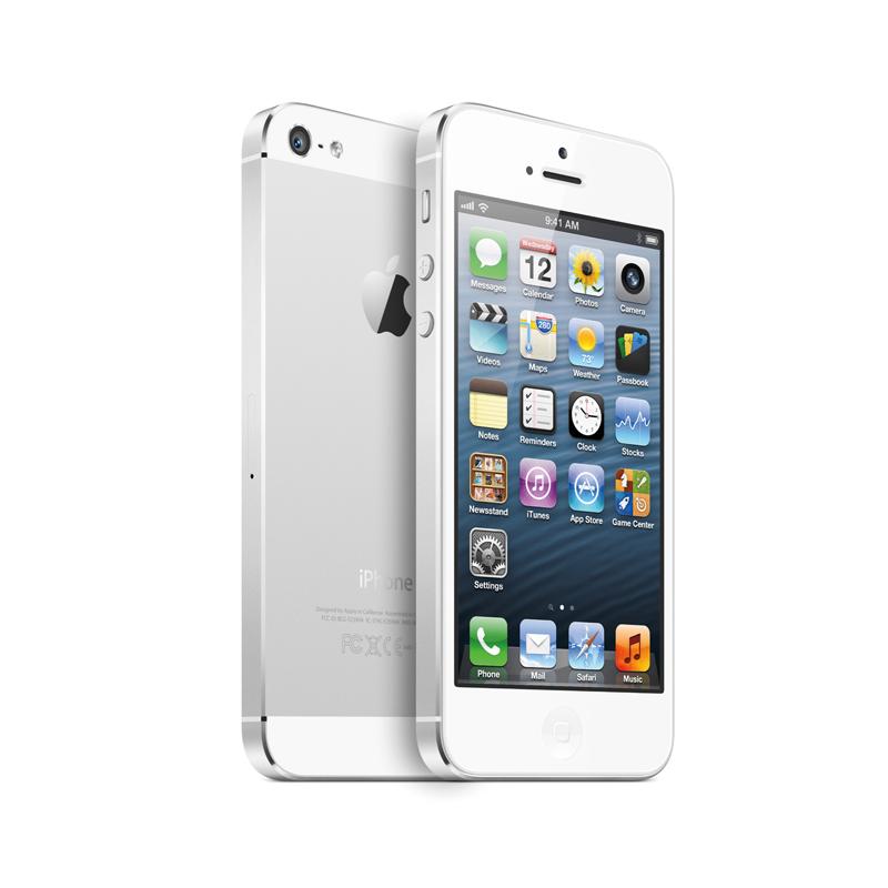 iPhone 5 16GB Vit Olåst