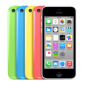 Rekonditionerad iPhone 5c 16GB Rosa Olåst