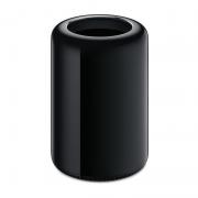 Mac Pro Black, 3,7 GHz Quad-Core Intel Xeon E5, 12 GB 1866 MHz DDR3, 256 GB SSD, Produktens ålder: 31 månader