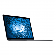 MacBook Pro 15-inch Retina, 2,3 Ghz Intel dual-core i7, 8 GB 1600 Mhz DDR3, 256 GB Flash Disk, Produktens ålder: 62 månader
