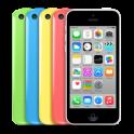 iPhone 5c 8GB Gul Olåst – Oöppnad
