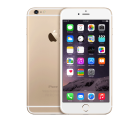 iPhone 6s 128GB Gold Olåst