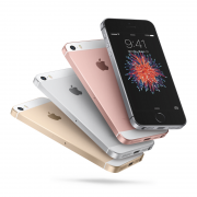 iPhone SE, 16GB, Silver, Produktens ålder: 11 månader