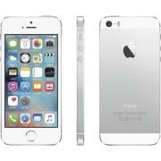 iPhone 5S, 16GB, Silver, Produktens ålder: 37 månader