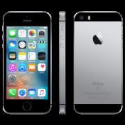 iPhone 5s, 16 GB, Gray, Produktens ålder: 46 månader