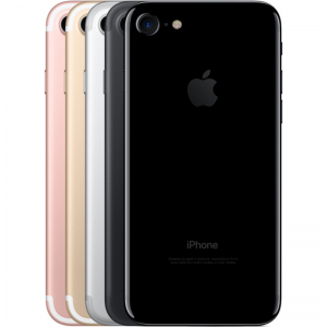 iPhone 7, 32GB, Black, Produktens ålder: 17 månader