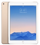 iPad Air 2 (Wi-Fi), 32GB, Gold, Produktens ålder: 9 månader