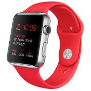 Watch Sport 38MM (1st gen), Red sport, Produktens ålder: 12 månader