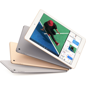 iPad (5th gen) Wi-Fi Cellular, 32GB, Gray, Produktens ålder: 9 månader