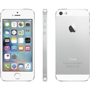 iPhone 5S, 16GB, Silver, Produktens ålder: 38 månader