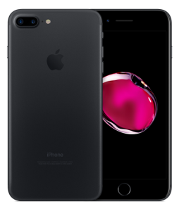 iPhone 7 Plus 256GB, 256GB, Black