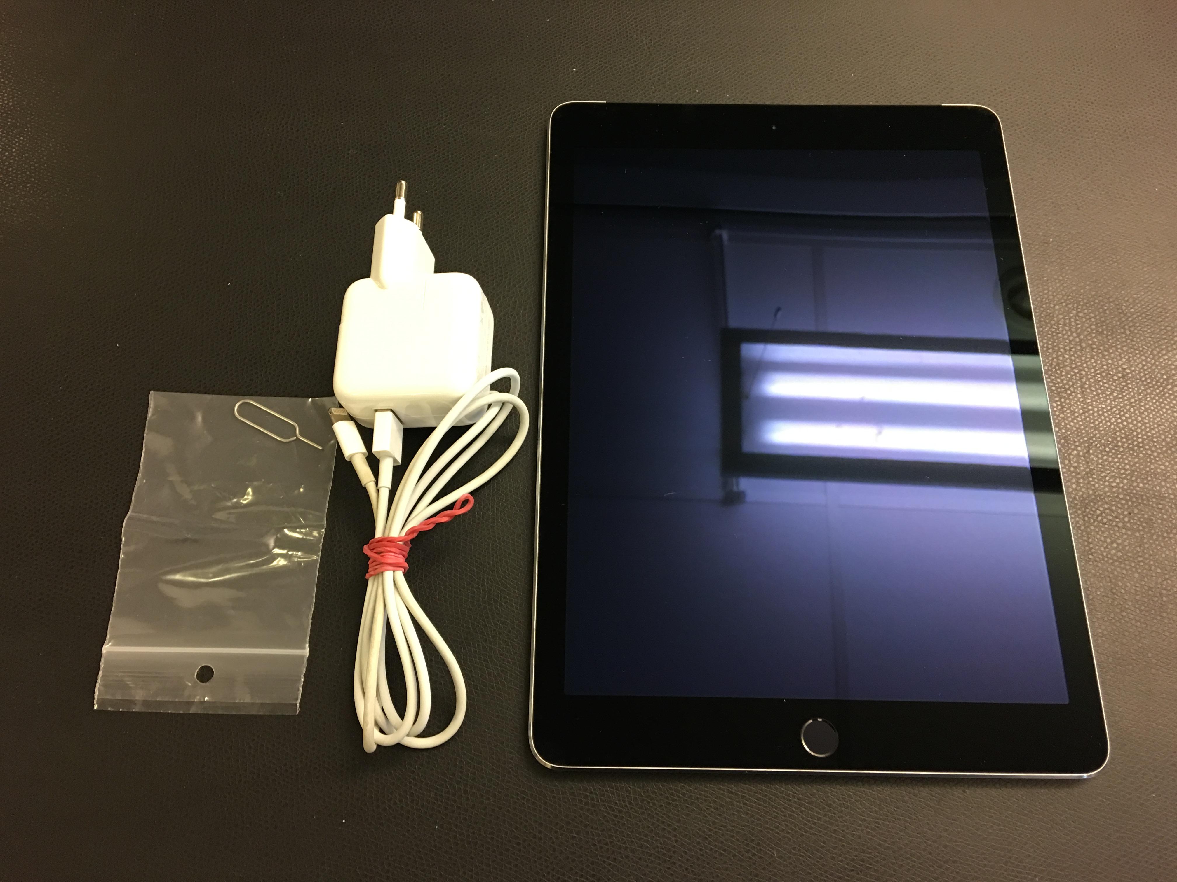 iPad Air 2 Wi-Fi + Cellular 64GB, 64GB, GRAY, bild 1