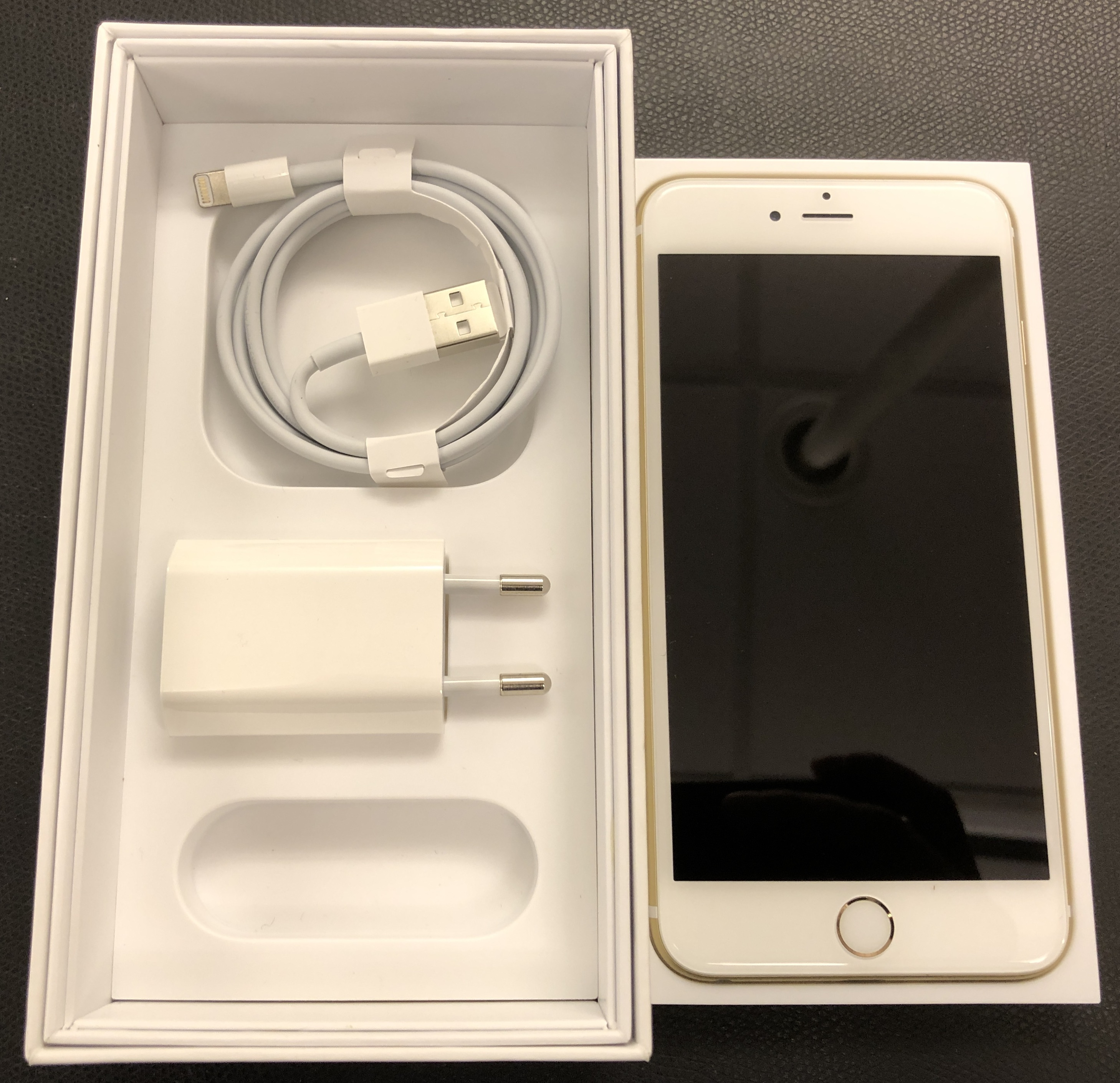 iPhone 6 Plus 16GB, 16GB, Gold, bild 1