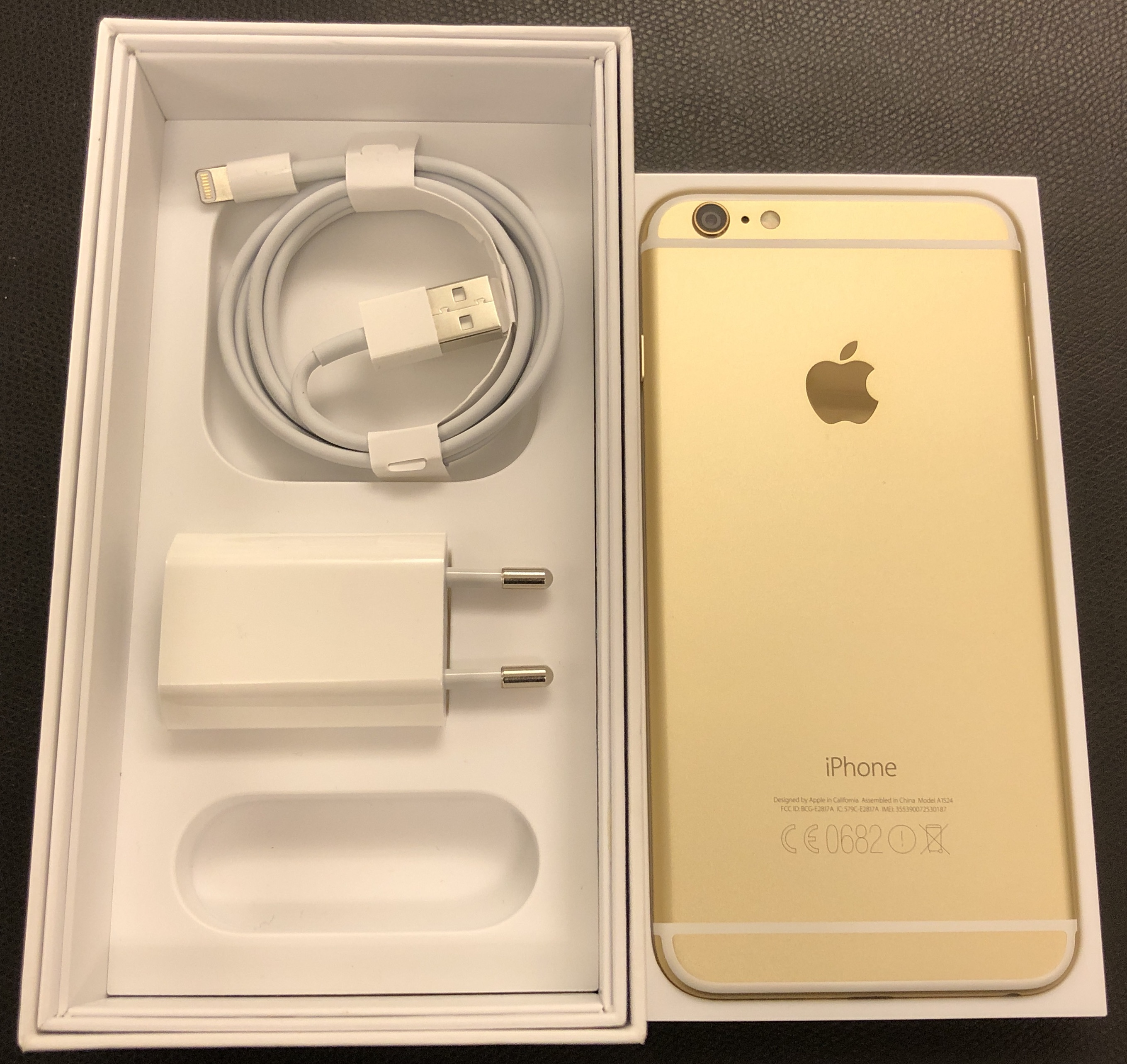 iPhone 6 Plus 16GB, 16GB, Gold, bild 2