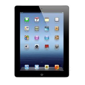 iPad 3 Wi-Fi + Cellular 16GB, 16 GB, Black
