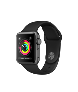 Watch Series 3 (42mm), Black