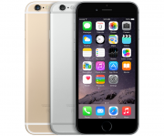 iPhone 6 16GB, 64GB, Gray