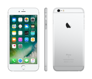 iPhone 6S Plus 64GB, 64GB, Silver