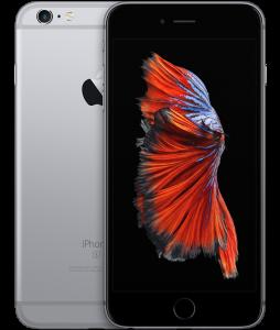 iPhone 6S Plus 16GB, 16GB, Gray