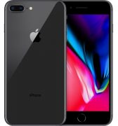 iPhone 8 Plus 64GB, 64 GB, Gray
