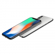 iPhone X 256GB, 256 GB, White