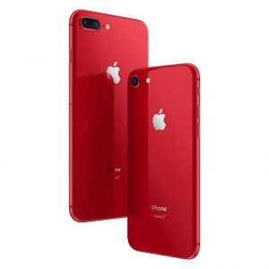 iPhone 8 256GB, 256GB, RED