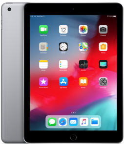 iPad 6 Wi-Fi + Cellular 32GB, 32 GB, BLACK