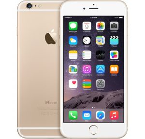 iPhone 6 16GB, 16 GB, GOLD