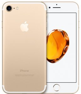 iPhone 7 128GB, 128GB, Gold