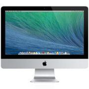 "iMac 21.5"" Late 2013 (Intel Quad-Core i5 2.7 GHz 8 GB RAM 256 GB SSD), Intel Quad-Core i5 2.7 GHz (Turbo Boost 3.2 GHz), 8 GB , 1 TB HDD"