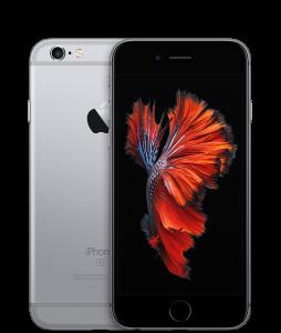 iPhone 6S 16GB, 16 GB, Gray