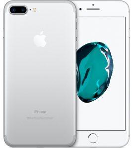iPhone 7 Plus 128GB, 128 GB, Silver