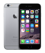 iPhone 6 64GB, 64 GB , Space Gray