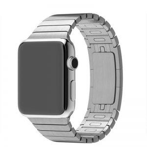 Watch Series 2 Steel (42mm), Space Black Stainless Steel, Space Black Stainless Steel Sport Band Black