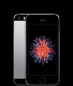 iPhone SE 16GB, 16 GB, Space Gray