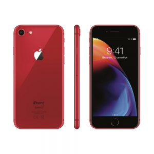 iPhone 8 64GB, 64GB, Red