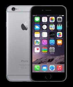 iPhone 6 32GB, 32GB, Space Gray