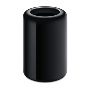 Mac Pro Late 2013 (Intel Quad-Core Xeon 3.7 GHz 16 GB RAM 512 GB SSD), Intel Quad-Core Xeon 3.7 GHz, 16 GB RAM, 512 GB SSD