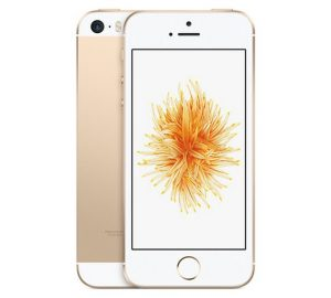 iPhone SE, 16GB, Gold