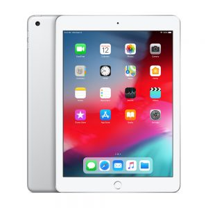 iPad 6 Wi-Fi + Cellular 128GB, 128GB, Silver