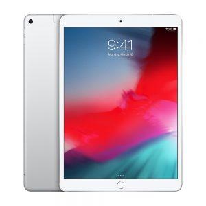 iPad Air 3 Wi-Fi + Cellular 64GB, 64GB, Silver