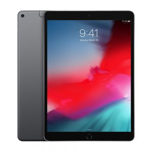 iPad Air 3 Wi-Fi + Cellular 256GB, 256GB, Space Gray