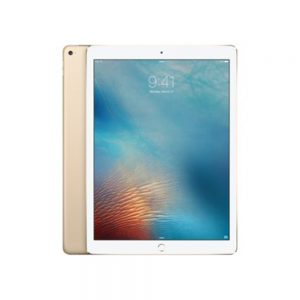 "iPad Pro 12.9"" Wi-Fi + Cellular (2nd Gen) 256GB, 256GB, Gold"