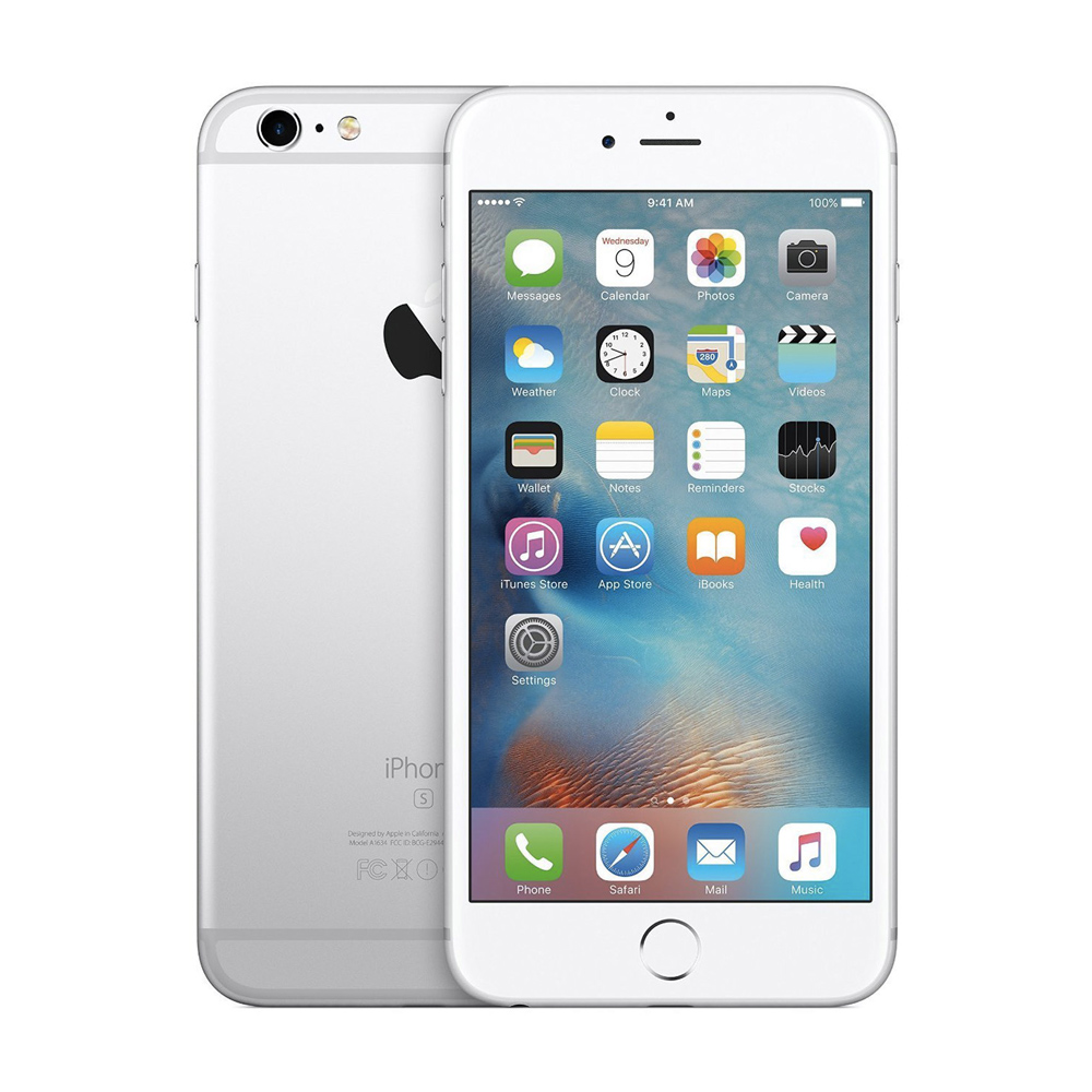 iPhone 6S Plus, 128GB, Silver