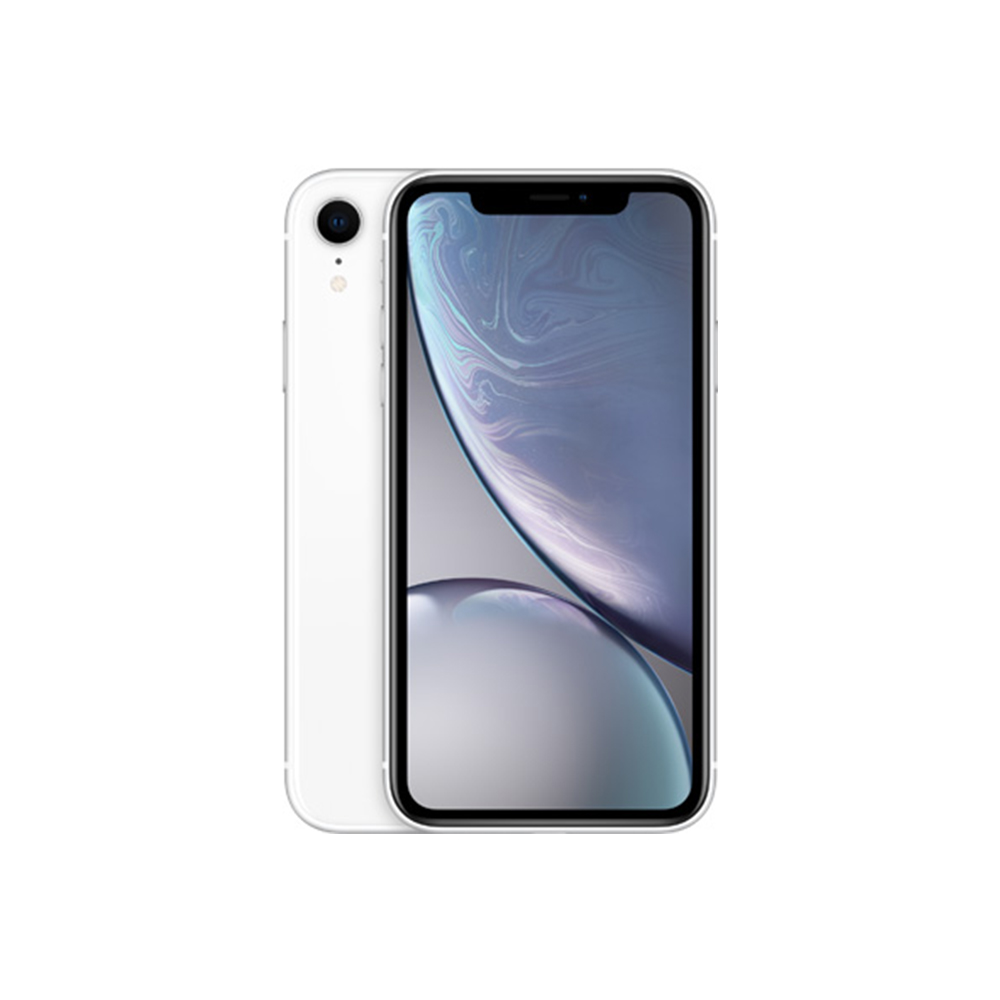iPhone XR, 64GB, White