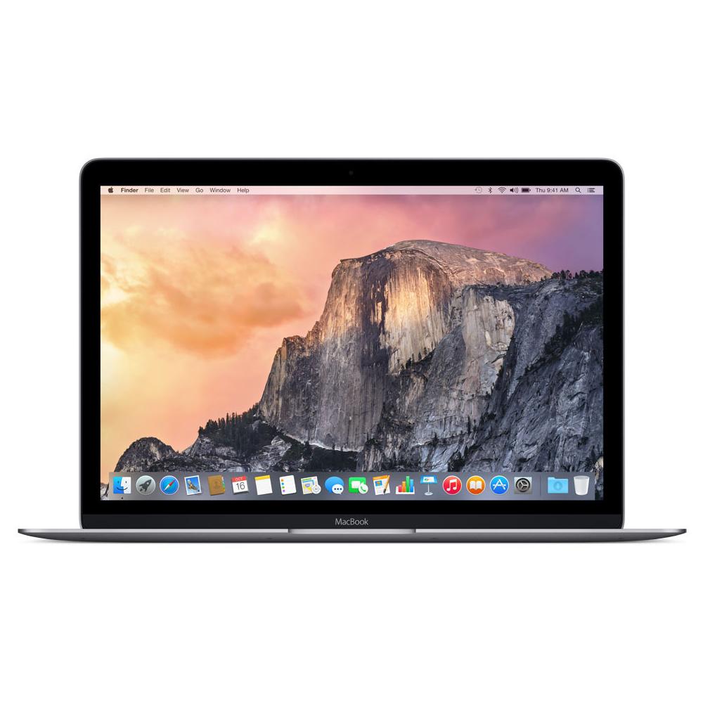 "MacBook 12"" Early 2015 (Intel Core M 1.3 GHz 8 GB RAM 512 GB SSD), 1,3GHZ Dual Core M, 8GB, 512GB"