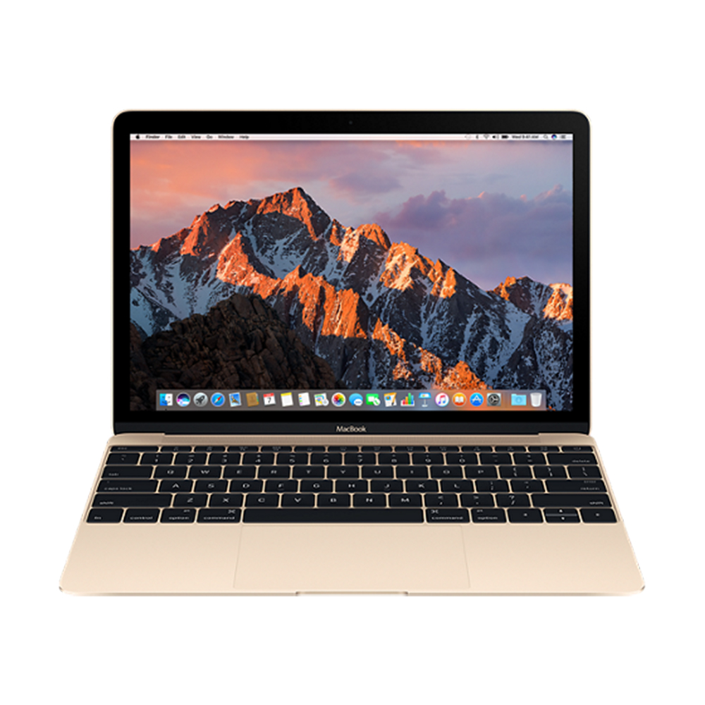 "MacBook 12"" Early 2016 (Intel Core m7 1.3 GHz 8 GB RAM 512 GB SSD), Gold, Intel Core m7 1.3 GHz, 8 GB RAM, 512 GB SSD"
