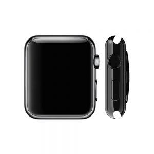 Watch Series 2 Steel (42mm), Space Black Stainless Steel, Space Black Milanese Loop